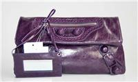 balenciaga bags 084857 in Purple