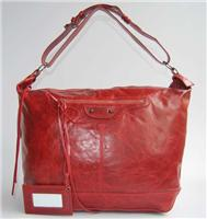 balenciaga bags handle 084339 in red