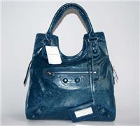 balenciaga bags lune 218383 in royal blue