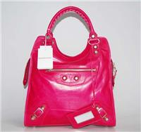 balenciaga handbags day 084366 in fuchsia