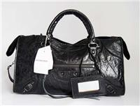 balenciaga handbags part time 084328 in black